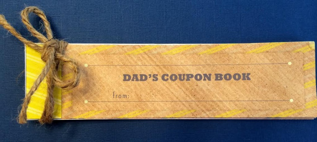 33babf896 Help Your Kids Celebrate Their Fathers with An Easy To Make Dad Coupon Book