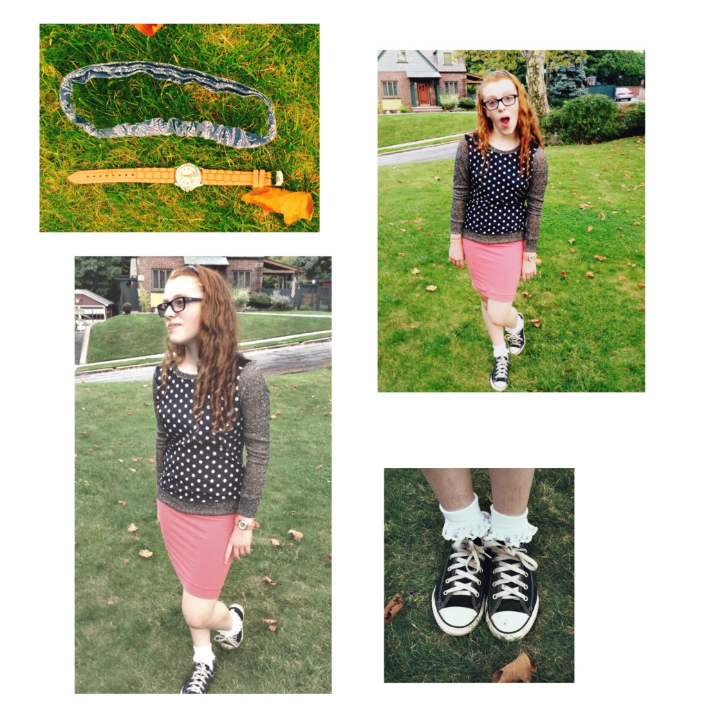 Dressy Fall Street Style Look for Teens Styled By Madison