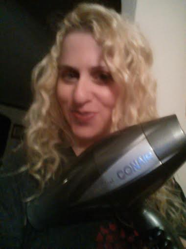 All a Girl Needs is a Great #3QDryer and Some Wine