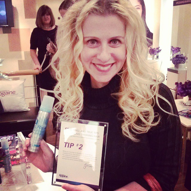 Celebrity Hairstylist Jill Crosby Shares Five Tips for Styling Thinning Hair