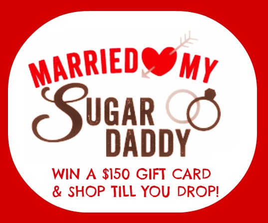 Win a $150 Giftcard and Shop till You Drop from Marriedmysugardaddy.com