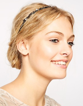 Asos Mini Stars and Jewel Headband