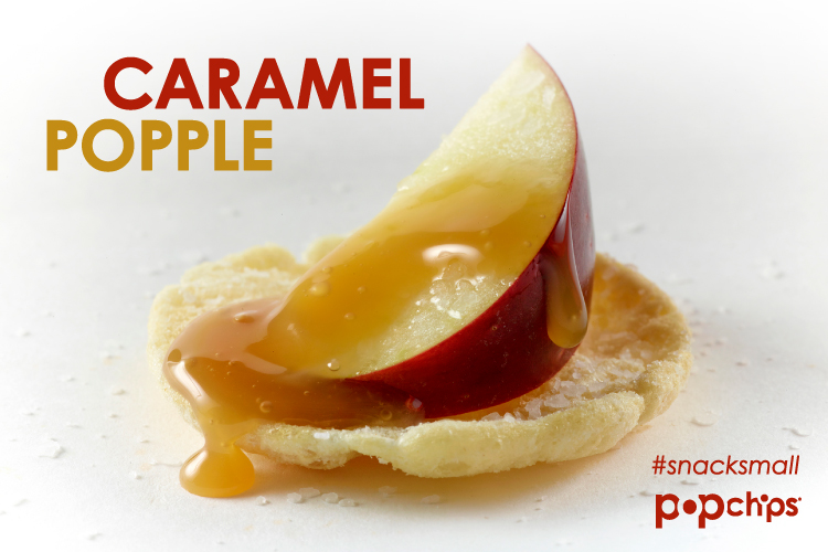 Recipe for the caramel popple