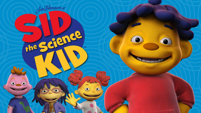 Encourage your Kids to Make a discovery with Sid the Science Kid on Netflix!