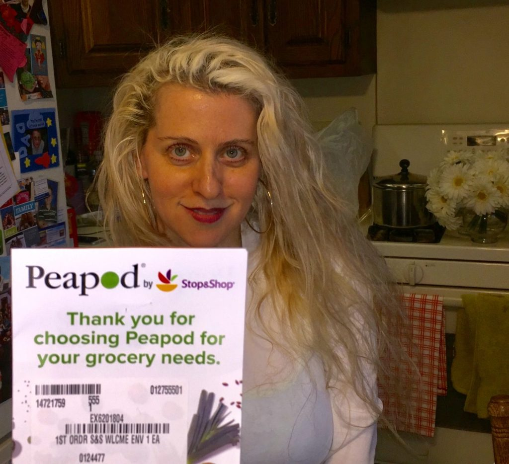 Get your Groceries DELIVERED to your Doorstep with Peapod Delivers