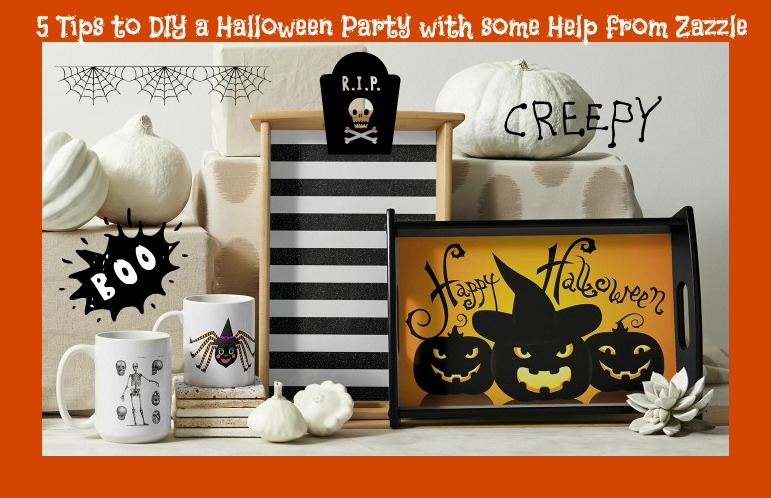 504a00a0aa67 5 Tips for a BOORIFIC DIY Halloween Party
