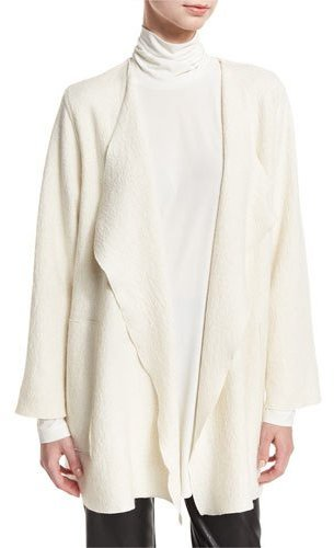 Caroline Rose Paris Plush Topper Jacket