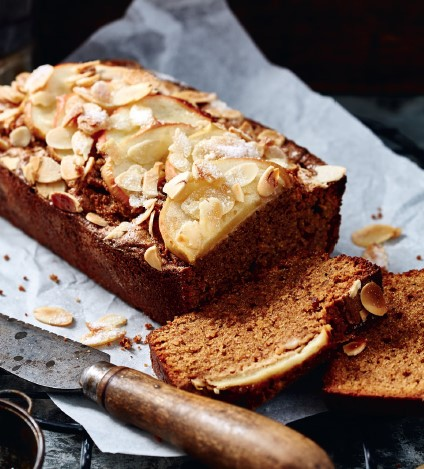 Recipe for Apple Almond Cake