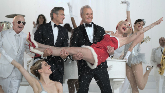 if you are Dreaming of A Date Night in with hot cocoa and cozy socks as you and your boo are propped on the couch, Netflix's A Very Murray Christmas will have you feeling merry and bright, all season long.