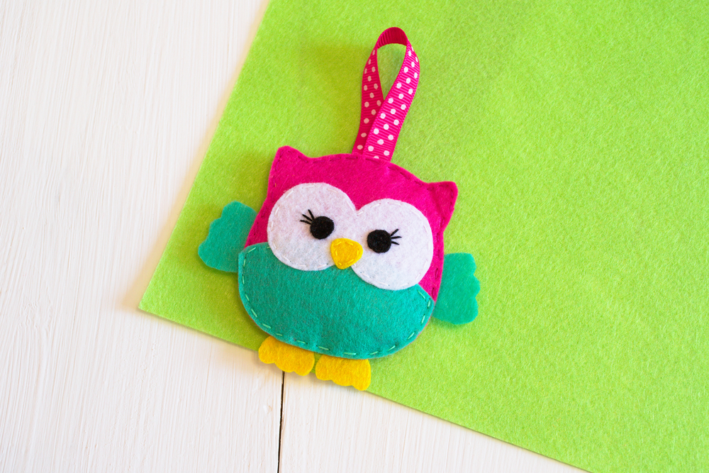 Felt Crafts for Kids