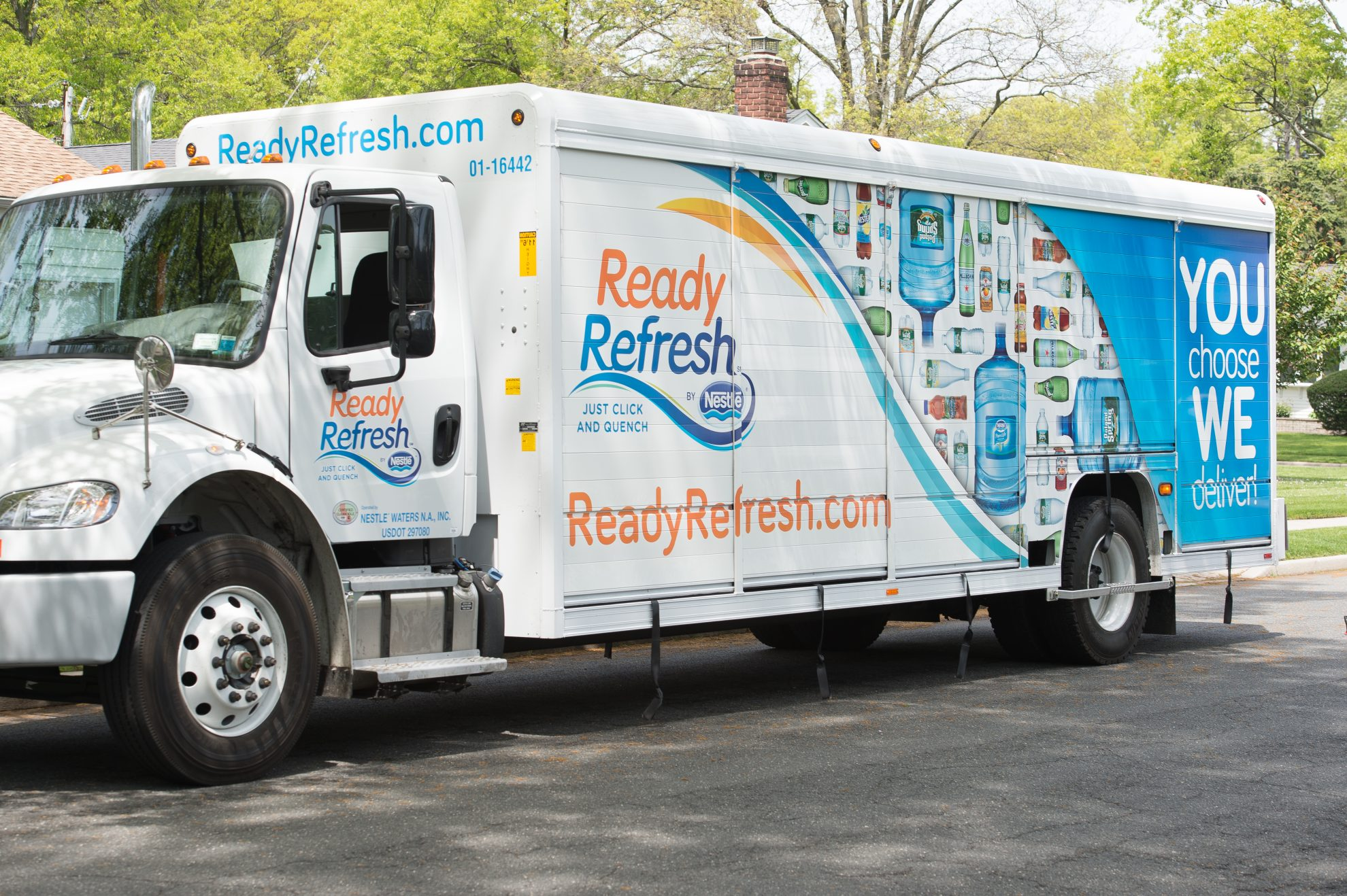 End the Fear of Running Out with ReadyRefresh℠ by Nestlé® : #NoMoreFORO