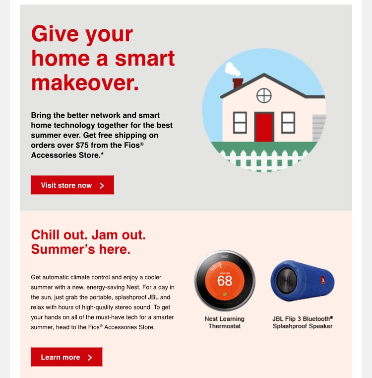 Fios can give your home a smart makeover