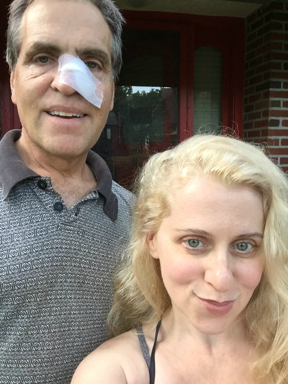Marriage, Skin Cancer and Scars: A Love Story