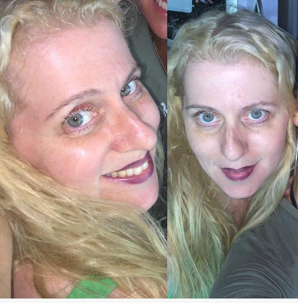 Day seven of my Neutrogena Rapid Wrinkle Repair photo diary