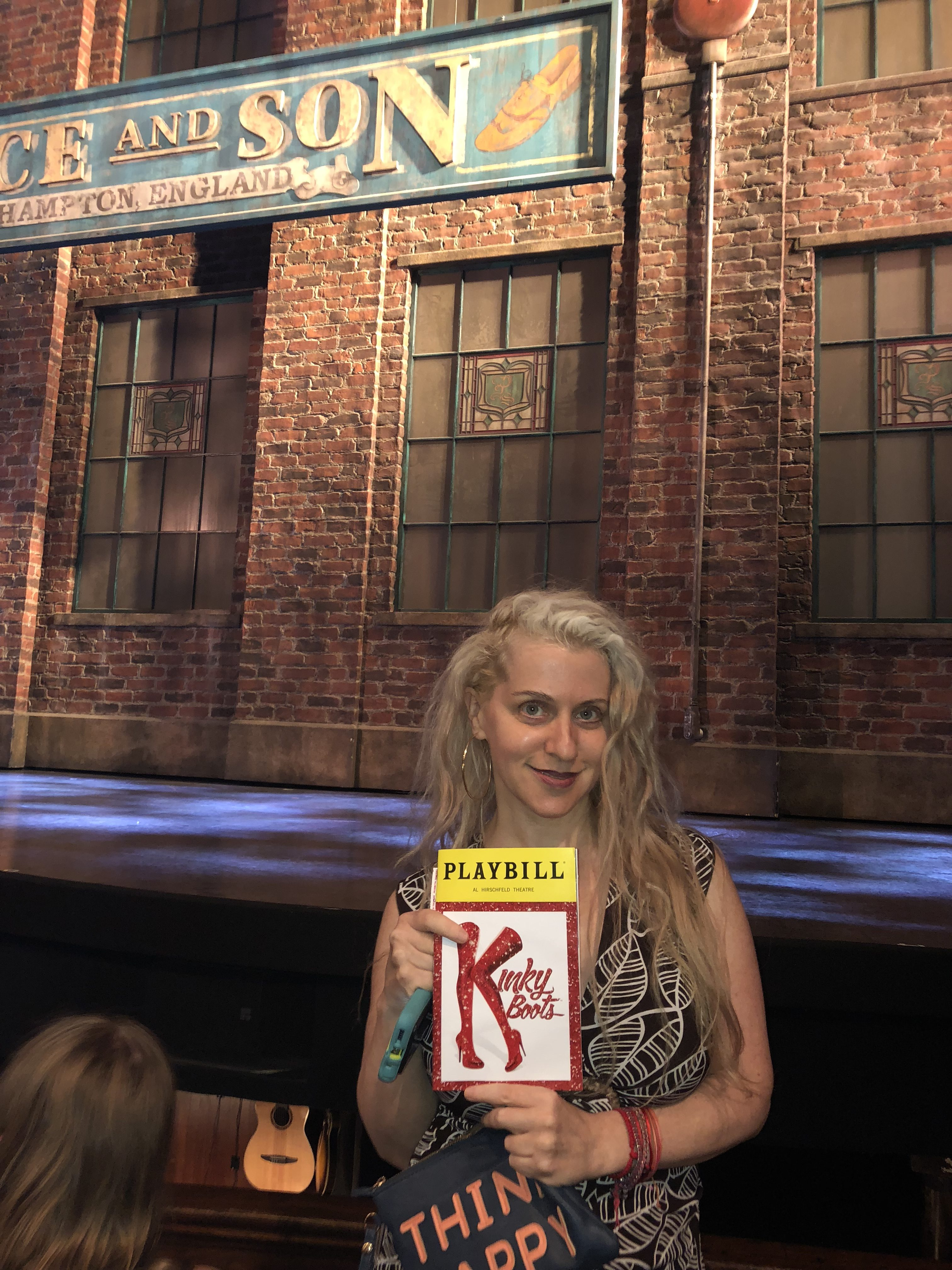Share the Magic of Broadway and #KINKYBOOTS THE MUSICAL with your Teen