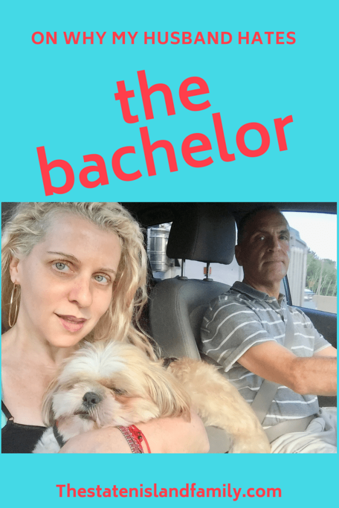 On why my husband HATES the Bachelor