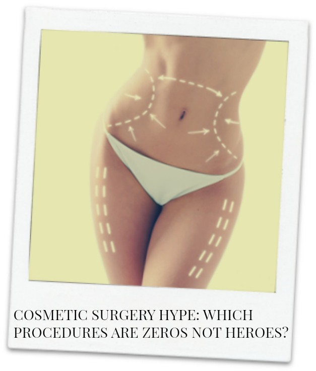 COSMETIC SURGERY HYPE