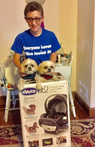 Sanity-Saving Tips for Road-Tripping With Kids and a Chicco Car Seat Giveaway #TurnAfter2