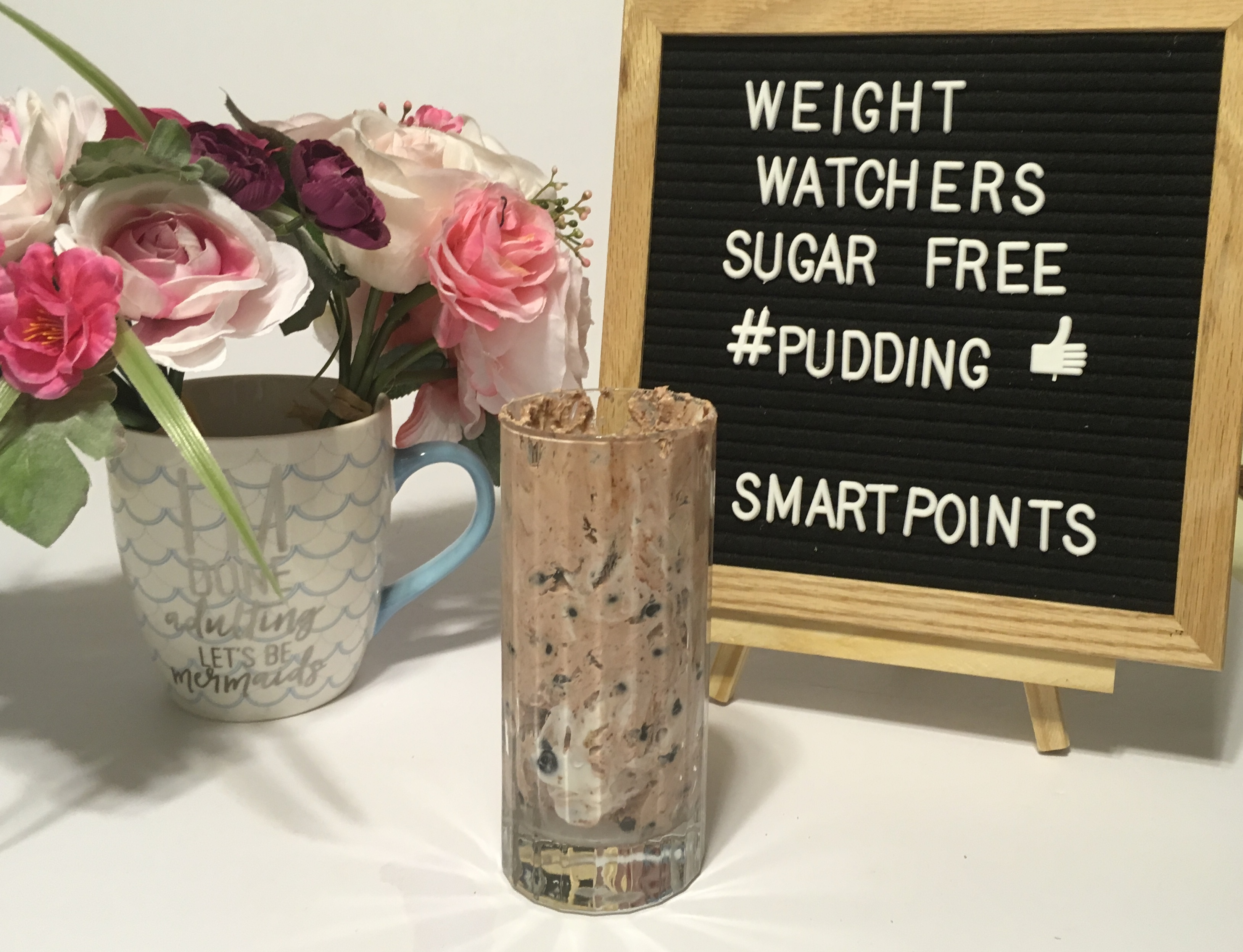 Weight Watchers Sugar Free Pudding Recipe- just 4 Smart Points per serving