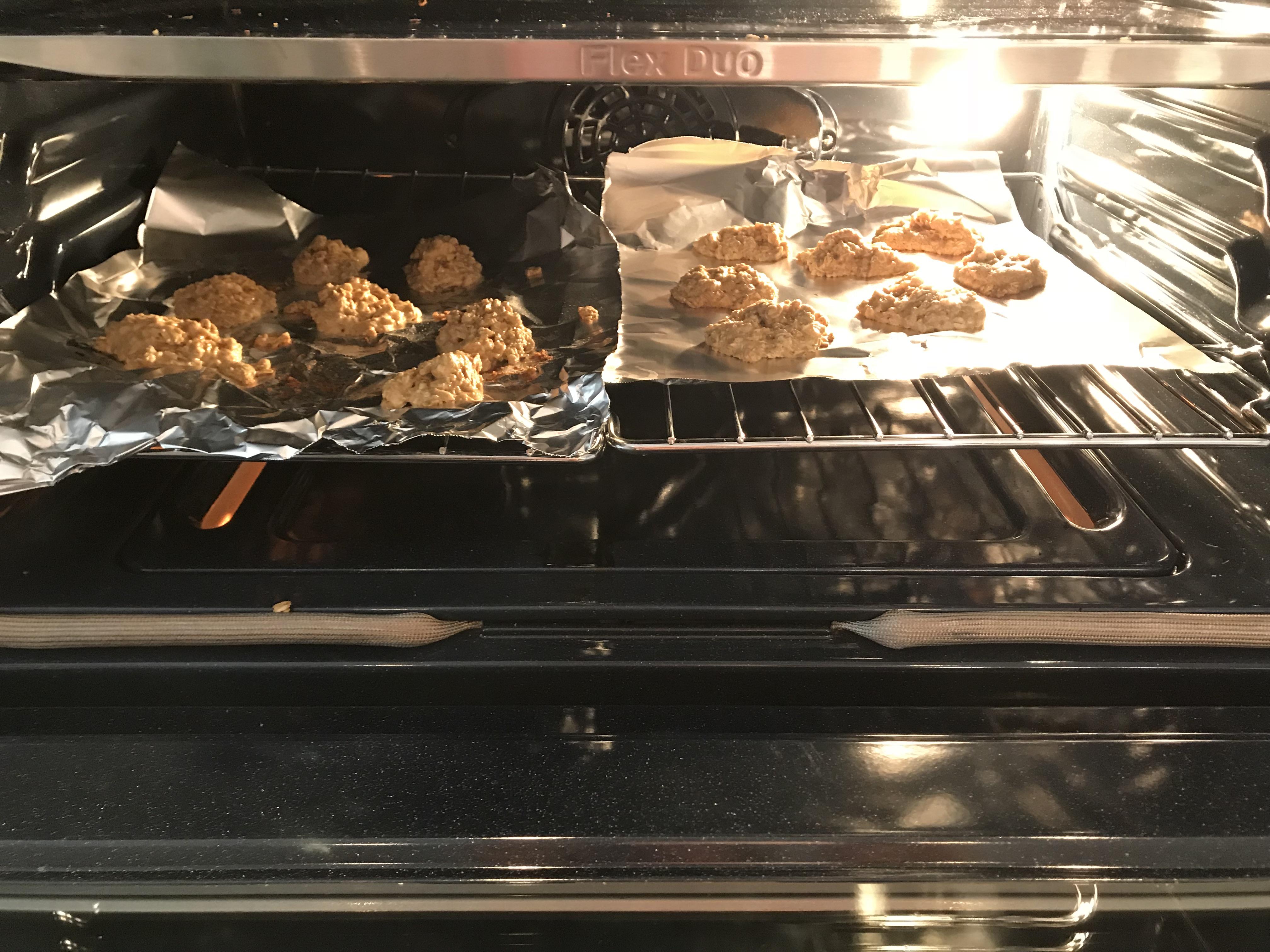 Weight Watchers Oatmeal treats Recipe (Just three points per treat recipe makes 40 treats)