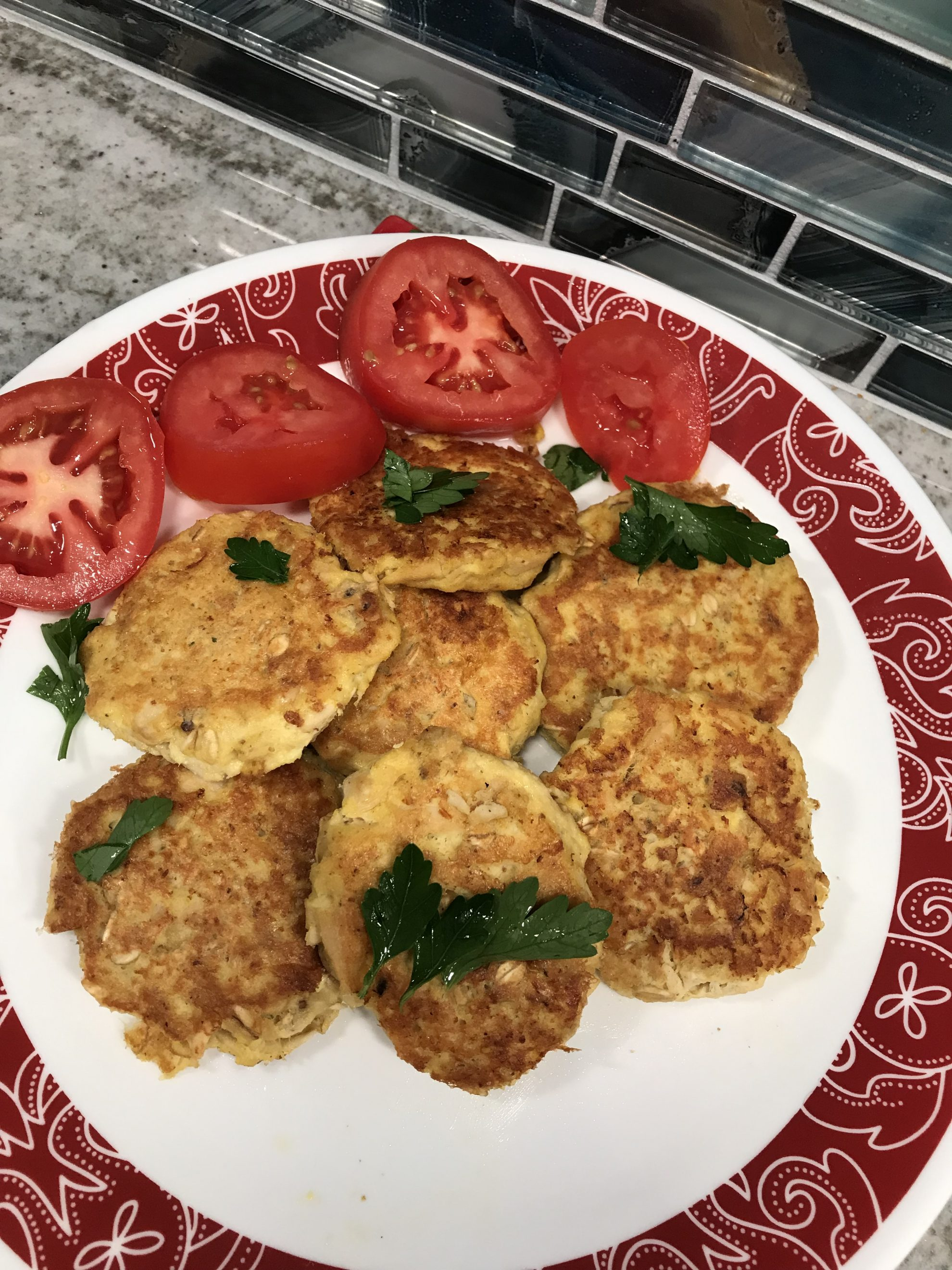 Weight Watchers Tuna Croquettes Recipe Zero points per serving