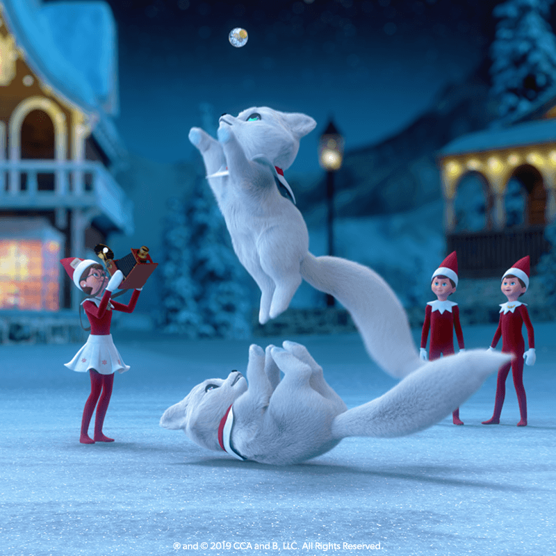 ELF PETS®: A FOX CUB'S CHRISTMAS TALE -The quintessential holiday movie for families
