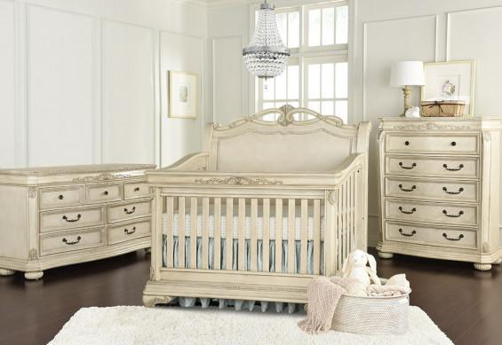 Kingsley Wessex 3 Piece Nursery Set