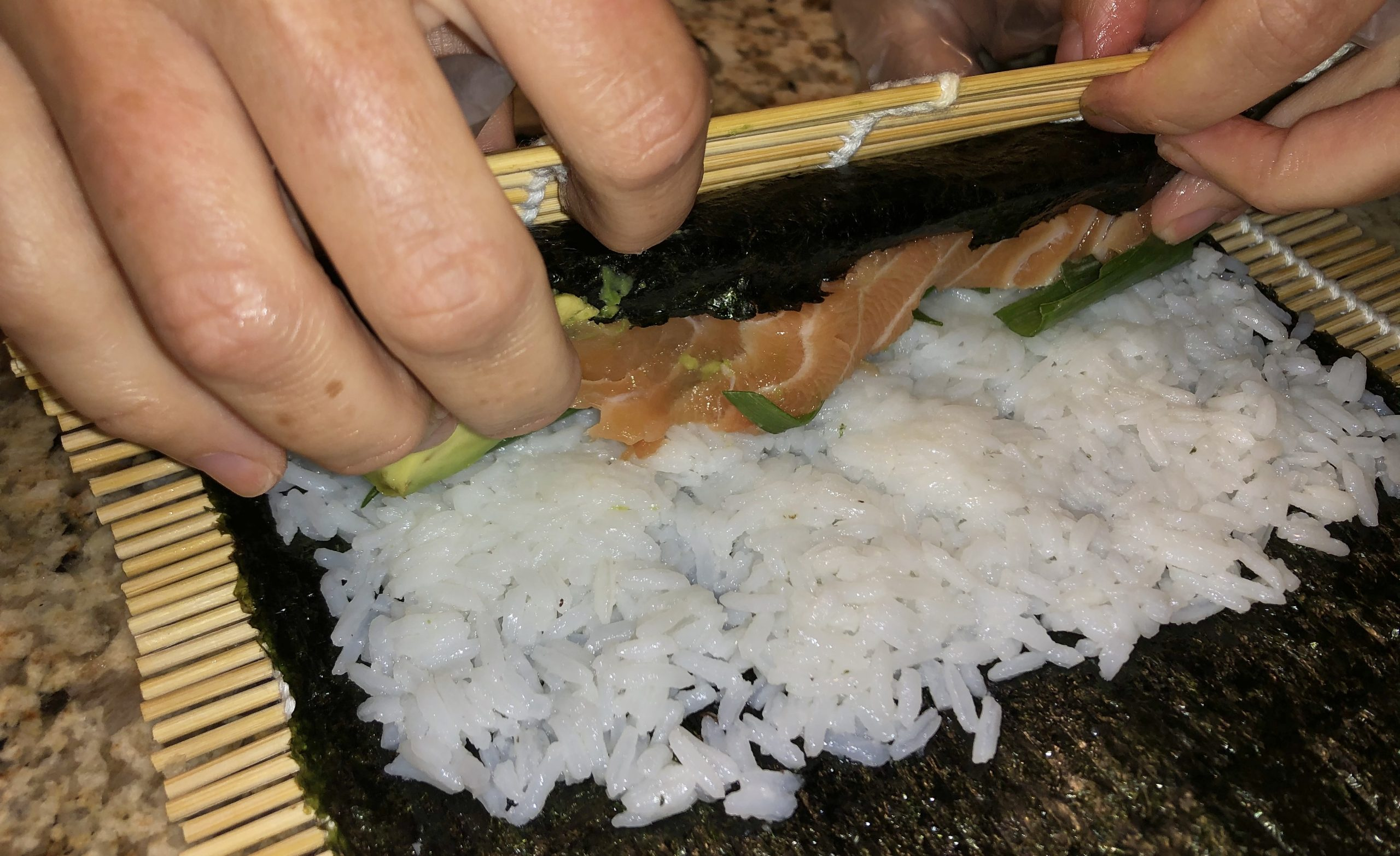 Make your own Sushi