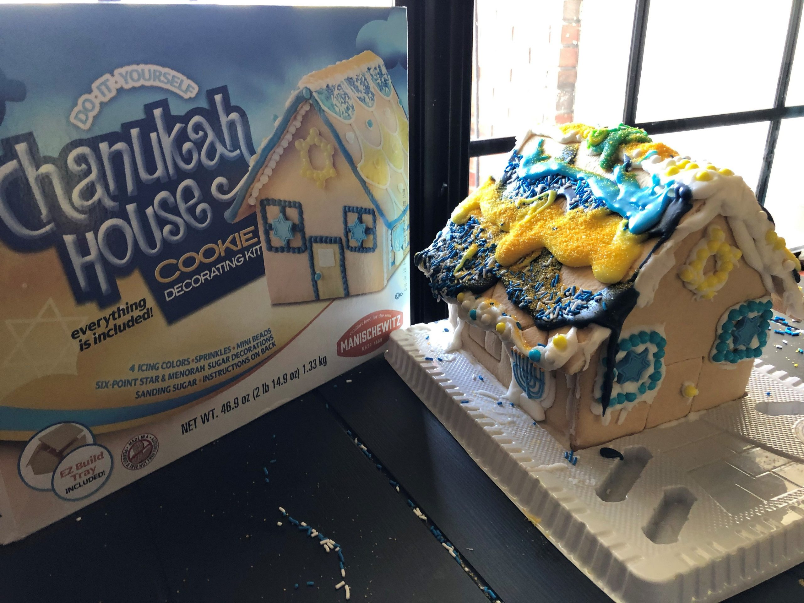 Build Sweet New Chanukah Traditions