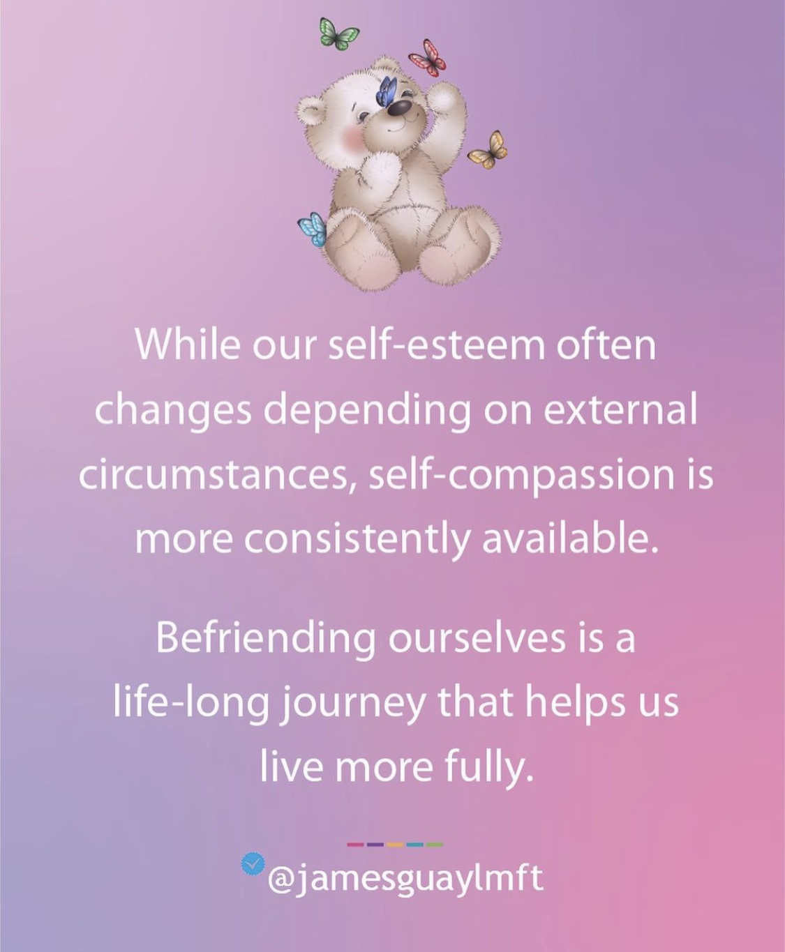 5 Steps to Self Compassion