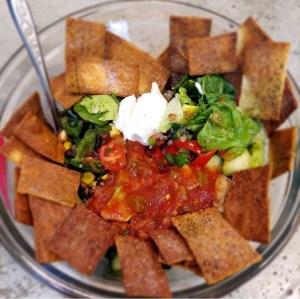 Weight Watchers Taco Salad