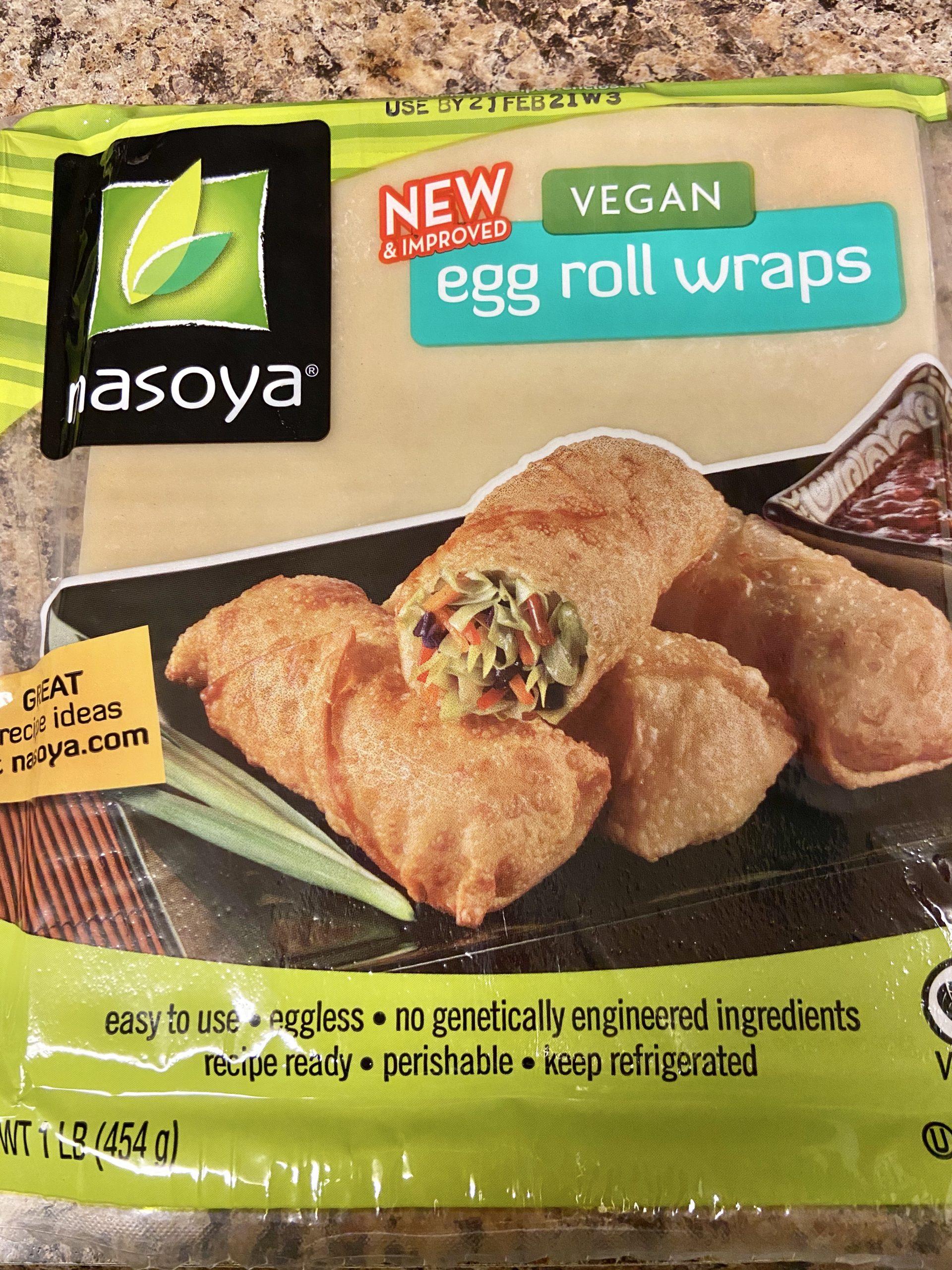 Air Fryer Egg Rolls Weight Watchers Style