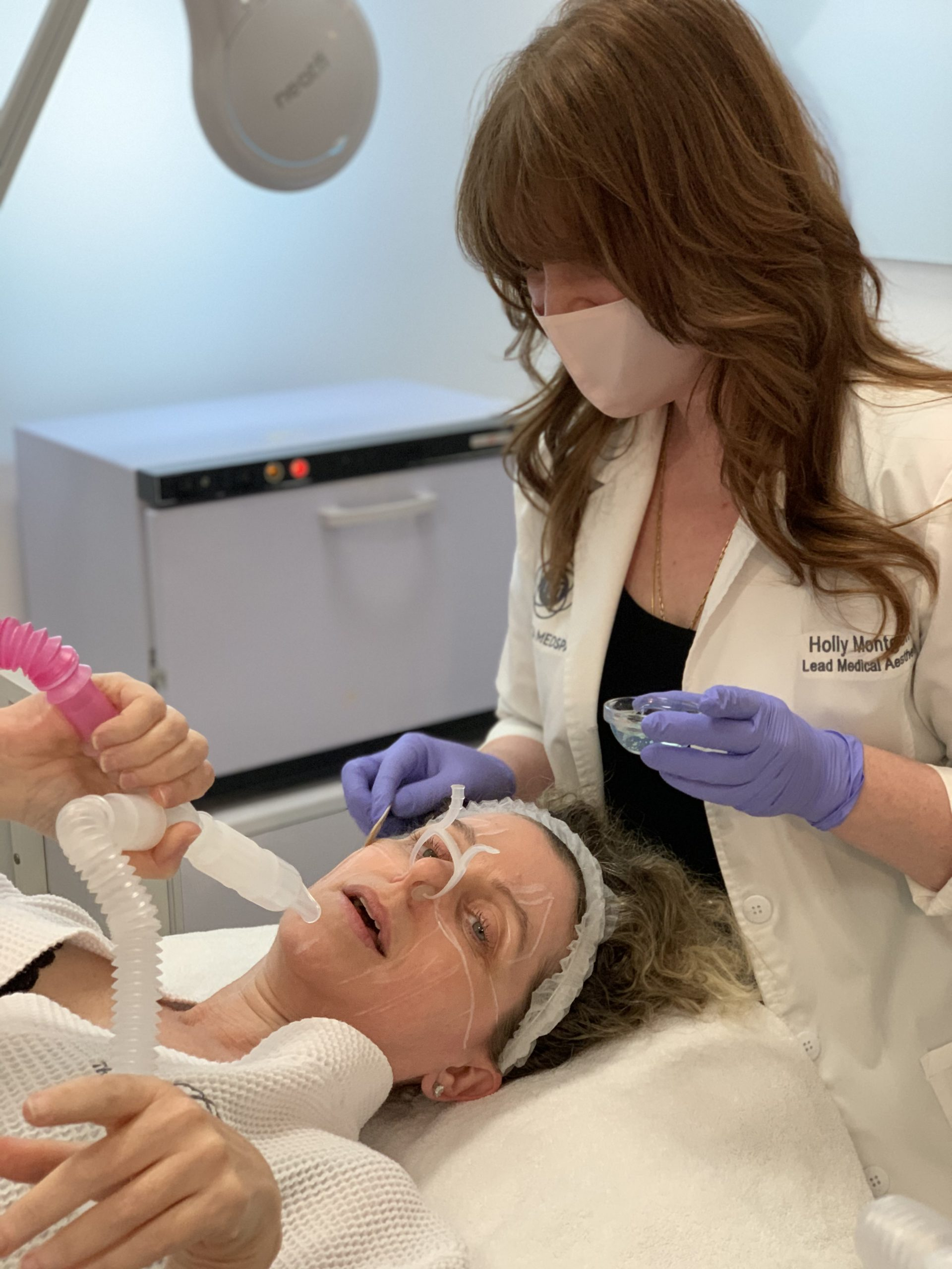 Feel like your Face needs a Lift? Try Ultherapy