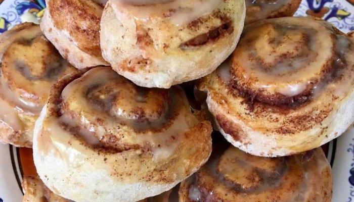 Yummy Homemade Cinnamon Rolls
