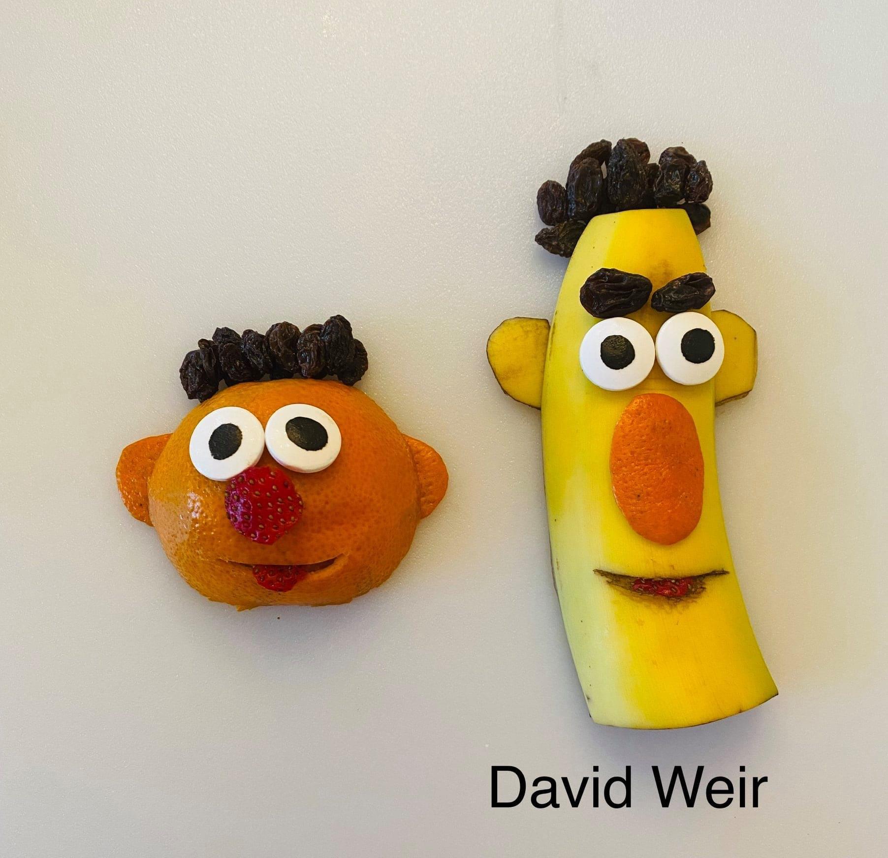 Make fruit fun and edible!