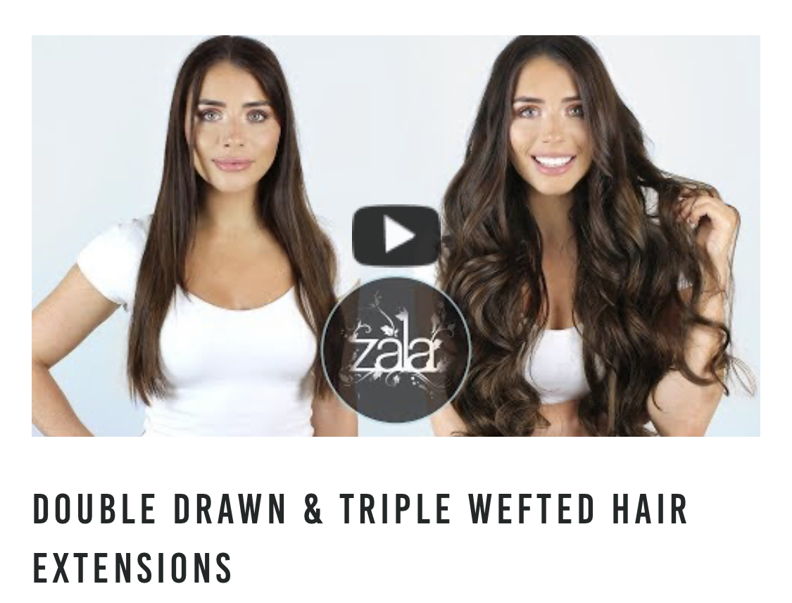 Hair Extensions for Your Hair Type - How to Choose the Right One?