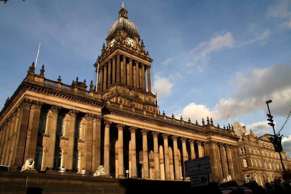 Image result for leeds town hall