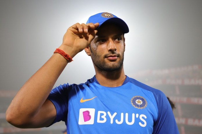 I have got a job for my country, not looking to replace Hardik: Shivam Dube
