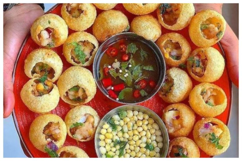 How to make a popular Delhi special street food 'Gol Gappas' at home?