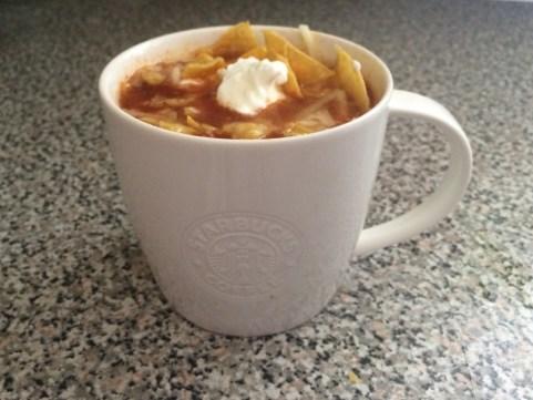 Taco soup crock pot recipe in a mug/ crock pot recipes