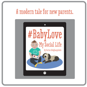 Baby Love: My Social Life book cover