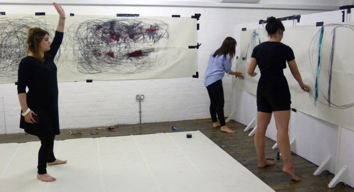 Draw to Perform Workshop at The Steel Rooms