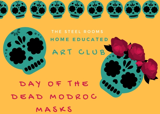 Day of the Dead Mod Roc Masks