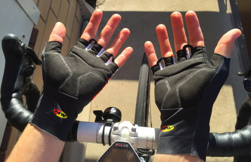 Review - Northwave Extreme Graphic Gloves