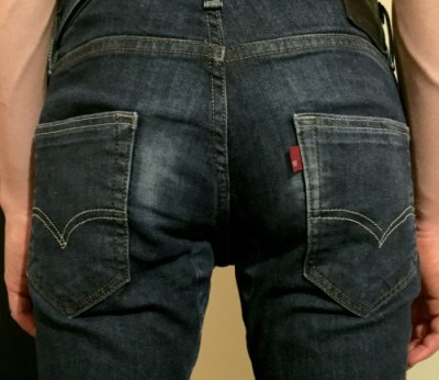 Saying goodbye to Levi's Commuter jeans