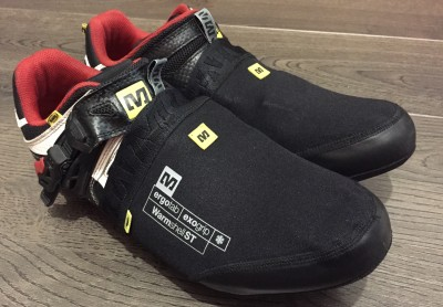 Review - Mavic Toe Warmers