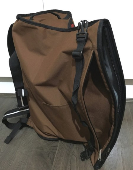 Henty Tube backpack review