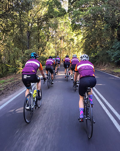 Amy's Gran Fondo and Amy's Wall 2015