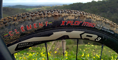 Clement X'Plor MSO 40c tyres reviewed