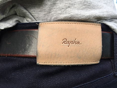 Review: Rapha Indigo Denim - as good as the old ones?